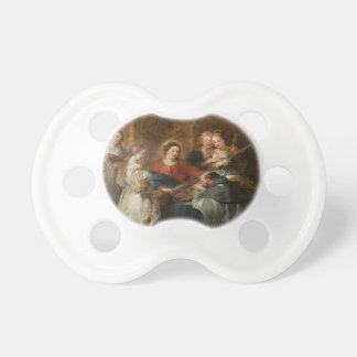 Triptych St. Idelfonso - Peter Paul Rubens Dummy