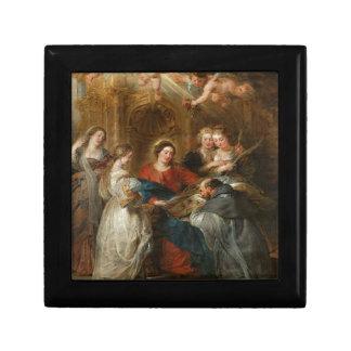 Triptych St. Idelfonso - Peter Paul Rubens Gift Box