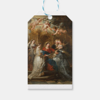 Triptych St. Idelfonso - Peter Paul Rubens Gift Tags