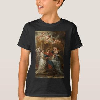 Triptych St. Idelfonso - Peter Paul Rubens T-Shirt