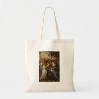 Triptych St. Idelfonso - Peter Paul Rubens Tote Bag
