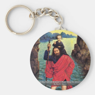 Triptych The Pearl Of Brabant Key Ring