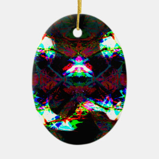 Tripy Jack Ceramic Ornament