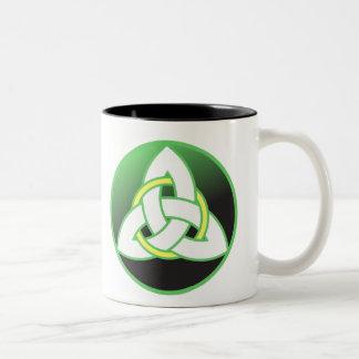 Triquetra Celtic Trinity Knot Mug