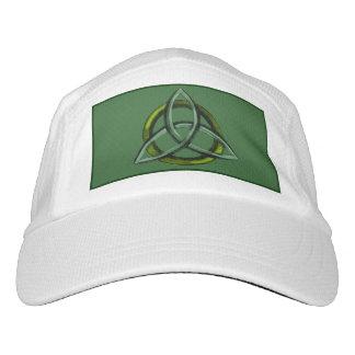 Triquetra (Green) Hat