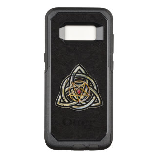 Triquetra Pentacle OtterBox Commuter Samsung Galaxy S8 Case