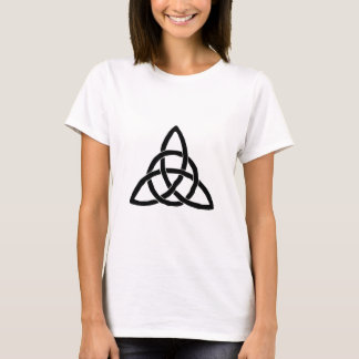 Triquetra, the Power of Three T-Shirt