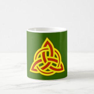 triquetta Celtic knot celtic knot Mug