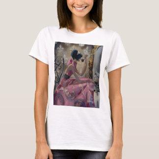 Trish Biddle Powder Pink Vanity T-Shirt