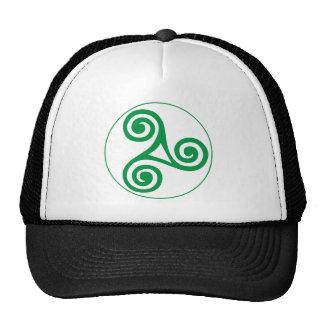 triskele trucker hat