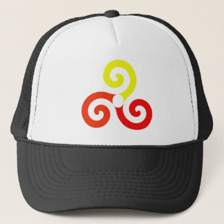 Triskélion Trucker Hat