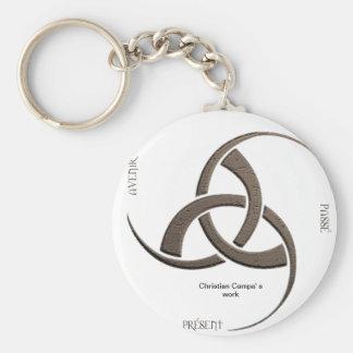 Triskell Keychain