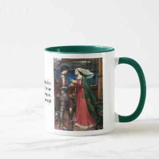 Tristan and Isolde Mug