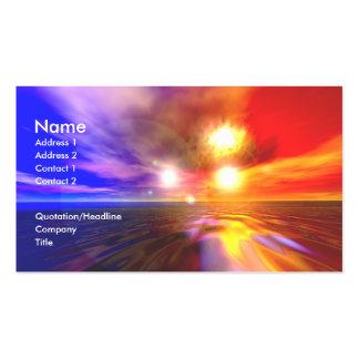 Trisuns - Business Business Card