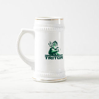 Triton Arms Crossed Trident Front Retro Beer Stein