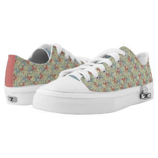 Tritty Foxtrotter Oliver Printed Shoes