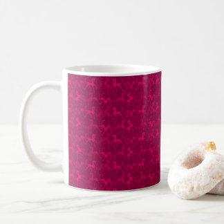 Tritty Painted Foxtrotter Coffee Mug