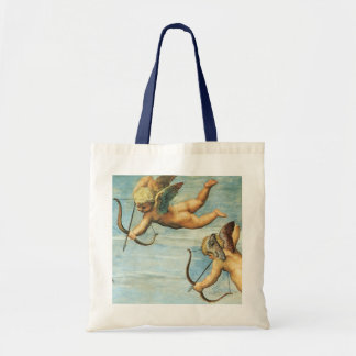 Triumph of Galatea, Angels detail by Raphael Budget Tote Bag