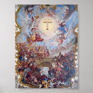 Triumph of the Cross Print