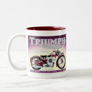 Triumph Speed Twin Coffee Mug