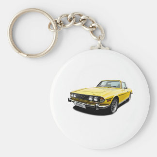 Triumph Stag - Yellow Key Chain