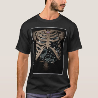 Triumph triple inside ribcage engine Shirt