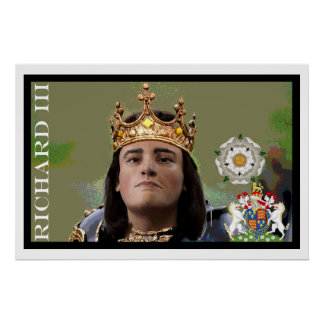Triumphant Richard III Poster