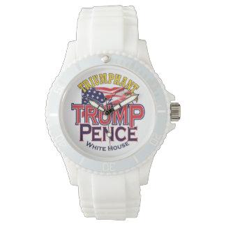 Triumphant Trump Pence Women's Watch