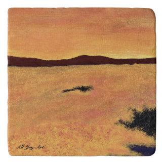 """Trivet """"Ocean Joy"""" by All Joy Art"""