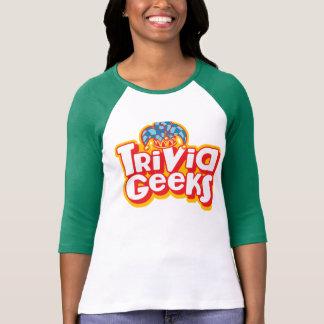 Trivia Geeks Merchandise T-Shirt