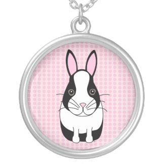 Trixie Dutch Rabbit Necklace