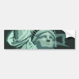 Trixster Skateboards Sticker - Liberty Bumper Sticker