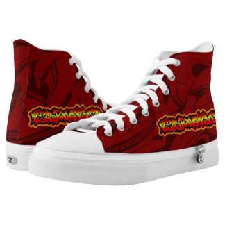 Trixster Skateboards - Word on The Street Sneakers