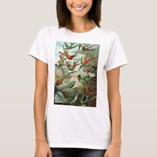 Trochilidae Hummingbirds by Ernst Haeckel T-Shirt