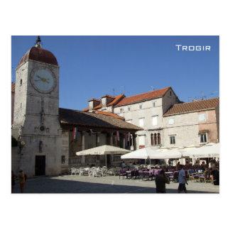Trogir - Croatia Postcard