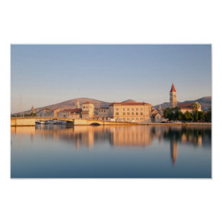 Trogir, Croatia Poster