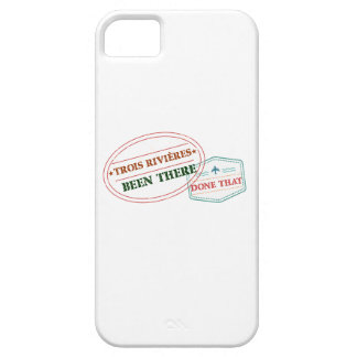 Trois-Rivières Been there done that iPhone 5 Covers