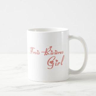 Trois-Rivières Girl Coffee Mug