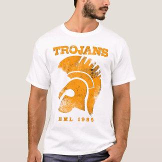 Trojan Men's T - Destroyed T Shirt