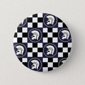 Trojan Ska 6 Cm Round Badge