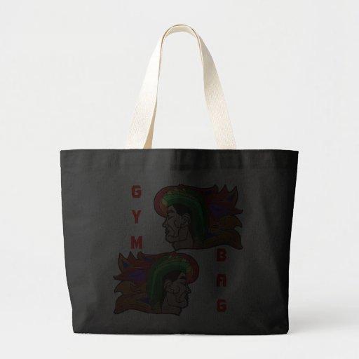 Trojan Warrior Gym Tote Tote Bags