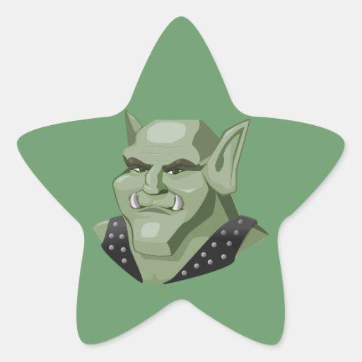 troll-155646  troll goblin mountain troll monster star stickers