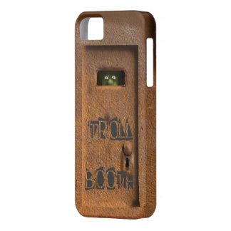 TROLL BOOTH CASE FOR THE iPhone 5