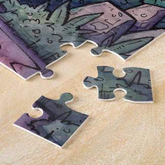 Troll Bridge Jigsaw Puzzle from Unreal Estate
