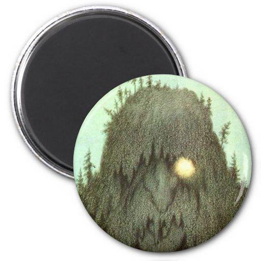 troll-clipart-11 refrigerator magnets