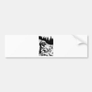 troll-clipart-13 bumper sticker