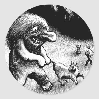 troll-clipart-13 sticker