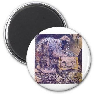 troll-clipart-6 refrigerator magnet