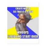 Troll God Flood