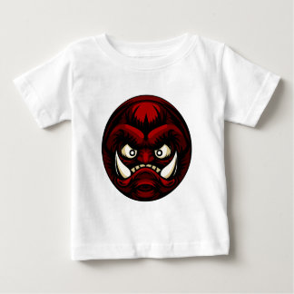 Troll or Monster Icon Emoticon Baby T-Shirt